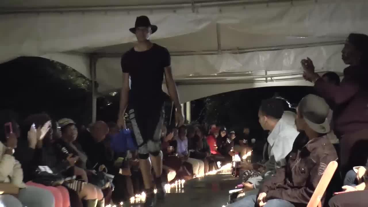 Addition Fashion Show